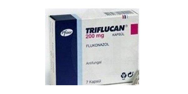 triflucan - TRIFLUCAN 200mg gélule