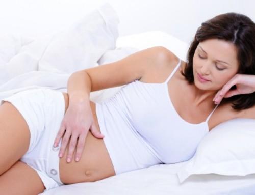 Les pertes blanches de la grossesse