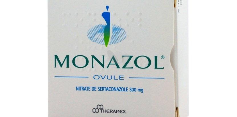 Monazol ovule - MONAZOL ovule