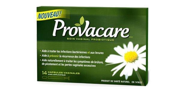 PROVACARE - Provacare Probiotique ovules