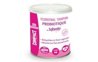 florgynal tampon 320x202 - FLORGYNAL® Tampon probiotique